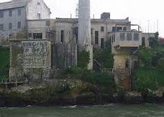 san francisco prison alcatraz - Bing Images