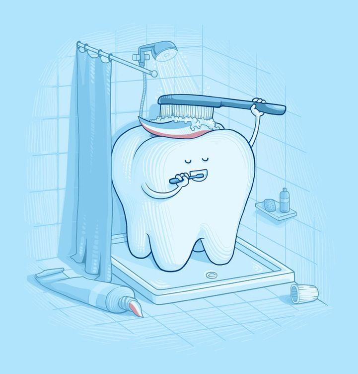 Hilarious Illustrations by Nacho Diaz