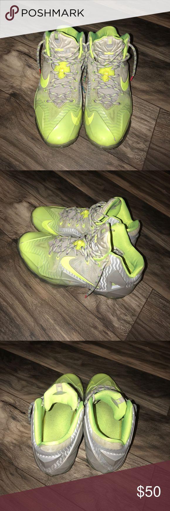 lebron 11 nsw lifestyle baseball shoes size 7