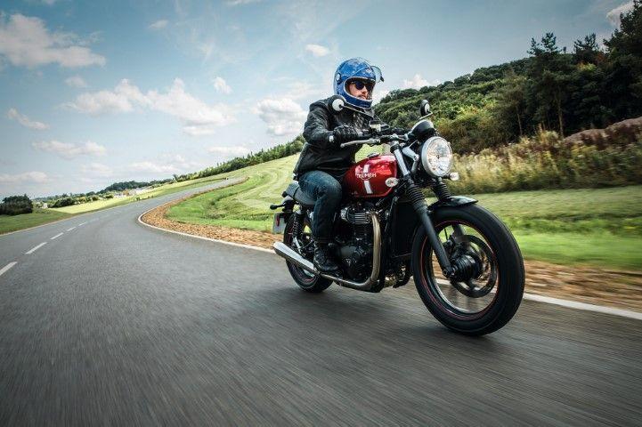 A Street Twin será a primeira motocicleta da nova linha Bonneville a ser lançada no Brasil.