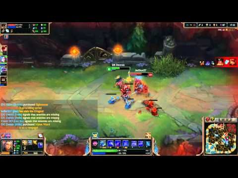 League of Legends no.3 - YouTube