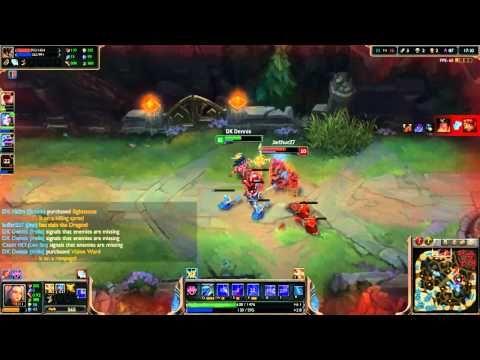 League of Legends no.3 - YouTube