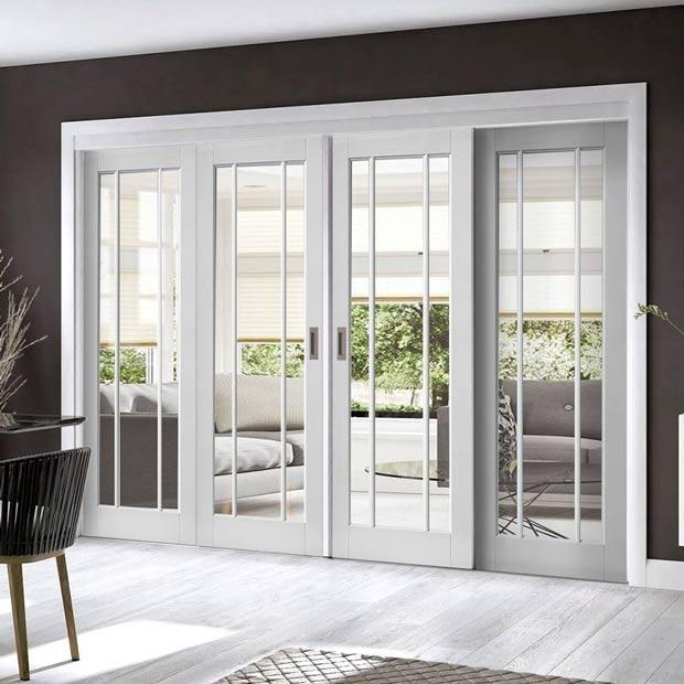 Easi Slide Room Dividers Door System Room Divider Doors Internal Sliding Doors Sliding Door Room Dividers
