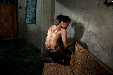 Behind Closed Doors, Abuse of Domestic Workers - Steve McCurry