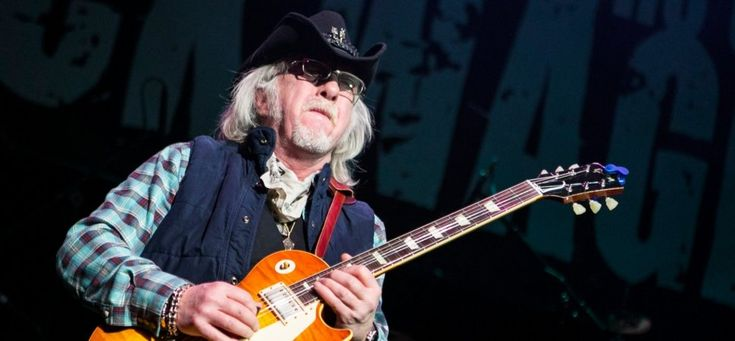A Candid Interview With Aerosmith Guitarist Brad Whitford About His New Project: Whitford St. Holmes