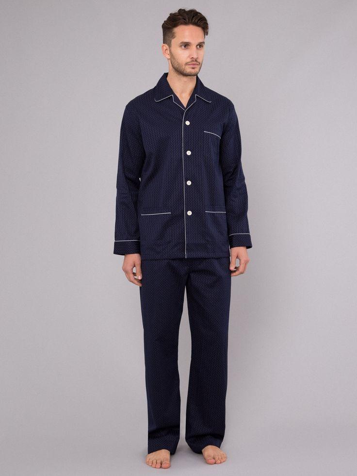 Buy Our Mens Pyjamas Online From Derek Rose,Including Mens Pyjamas Royal 40 Colc. We Specialise In High Quality Mens And Ladies Sleepwear,Loungewear And Underwear.