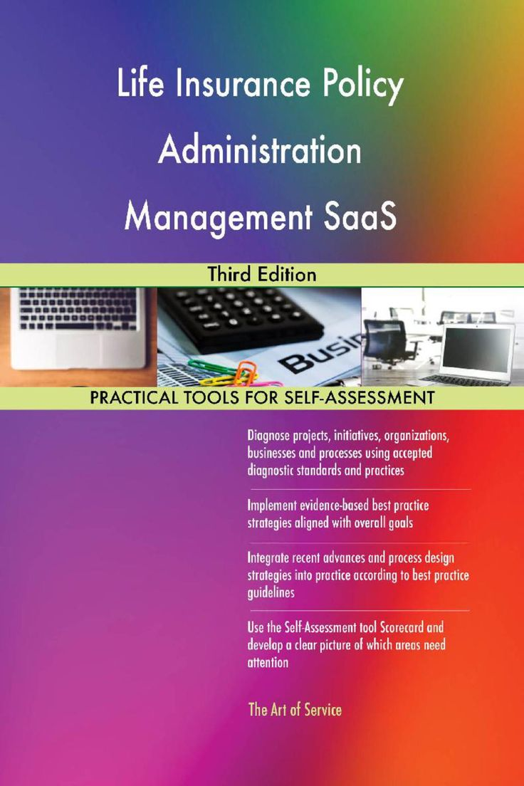 Life Insurance Policy Administration Management SaaS