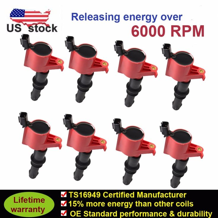 (68.42$)  Watch more here  - CARBOLE 8 pcs High Performance Ignition Coils For Ford Lincoln MERCURY 4.6 5.4L V8 2004-2008 DG511GH