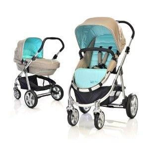 """Kinderwagen Jogger knorr-baby 799021 Alu Kombi """"Volan"""""""