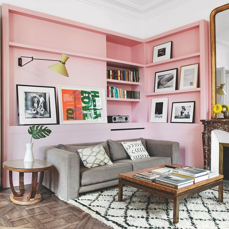 1000+ images about parisian interiors on pinterest | library ... - Zwei Glamourose Appartement Interieur Deco Ideen Aus New York