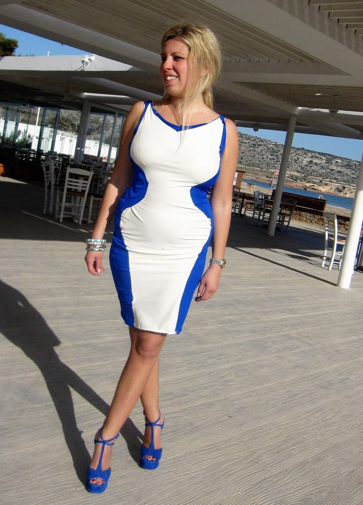 Colorblocked summer look  #dress #outfit #fashion #fashiontips #summerlook @sodaisyfashion
