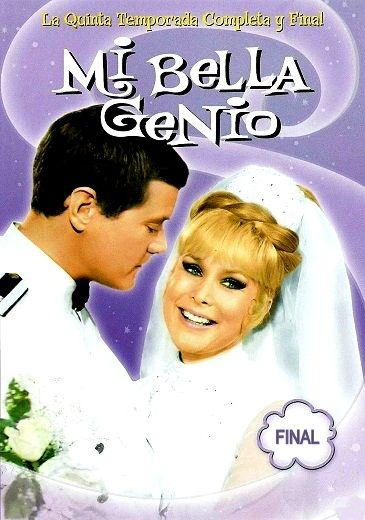 Mi bella genio 5ª Temporada 1969