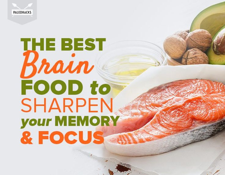 The Best Brain Food to Sharpen Your Memory
