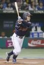 オランダ—日本 先頭打者本塁打の鳥谷 — スポニチ Sponichi Annex 野球