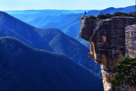 Hanging Rock, Blue Mountains