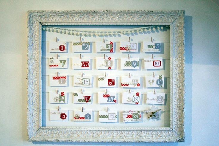 Advent calendar by NőiCsizma