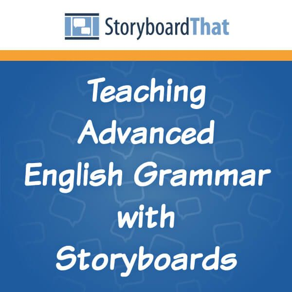 Advanced English Grammar storyboards include Appositives, the Prepositional Phrase, Participial Phrase, Infinitive Phrase, Gerund Phrase & Adjective Phrase  http://www.storyboardthat.com/articles/education/grammar/advanced-grammar
