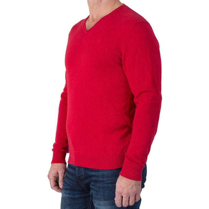MSLS. Розничный интернет-магазин    красный мужской джемпер, red mans knit