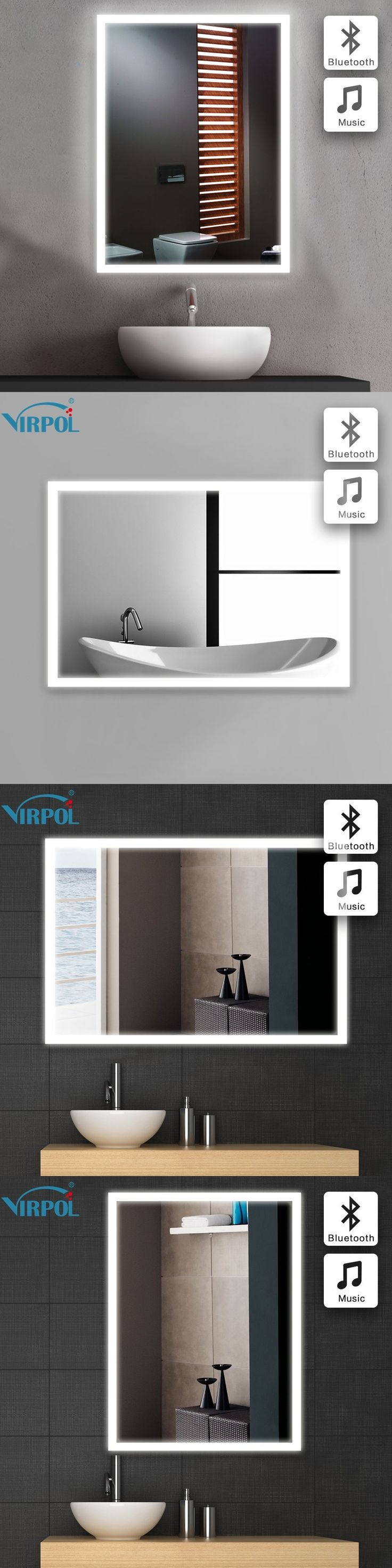 best 25+ bluetooth bathroom mirror ideas on pinterest | bluetooth