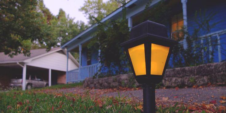 1000 Ideas About Outdoor Solar Lighting On Pinterest
