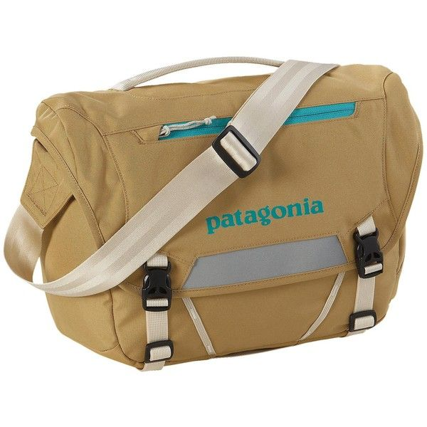 Patagonia Mini Messenger 110 NZD Liked On Polyvore Featuring Bags