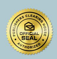 Publishers Clearing House Official Seal
