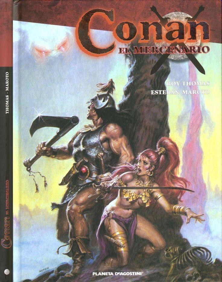Pin by Ruffstuff on Conan in 2020 Conan the barbarian