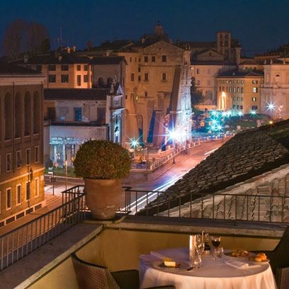 Fortyseven Hotel- affordable chic with jaw-dropping views in the very heart of Rome. Read more: redonline.co.uk
