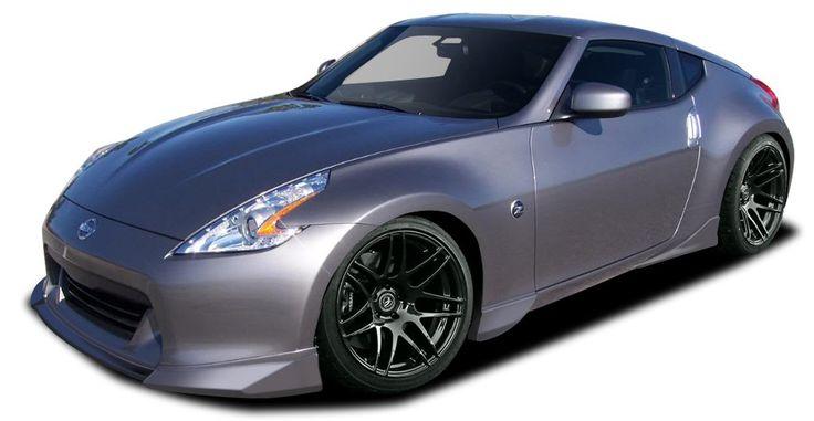 2009-2012 Nissan 370Z Couture Vortex Kit - 4 Piece