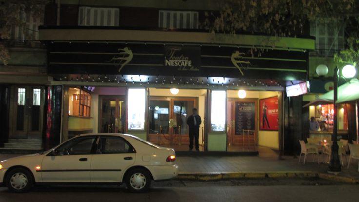 Teatro Nescafé de las Artes (Manuel Montt / Providencia).