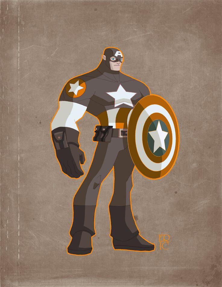 New Captain by *EricGuzman on deviantART