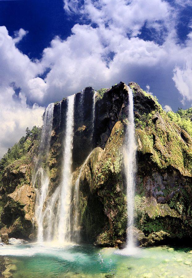 Krka waterfall, Croatia #krka #croatia
