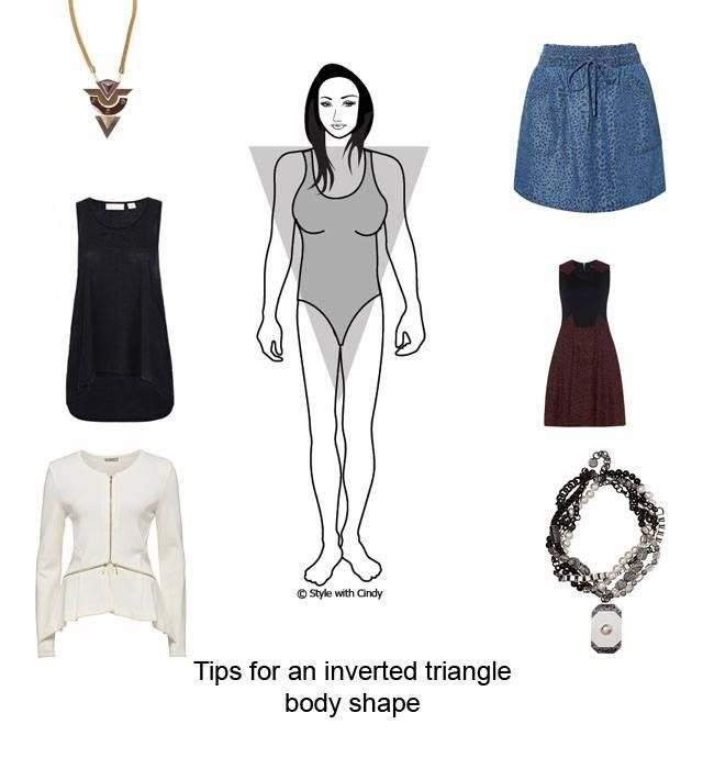 Dressing tips for an inverted triangle http://bit.ly/1kxbrLp