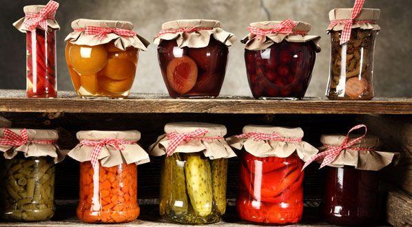 Einmachen: Obst und Gemüse werden so lange haltbar