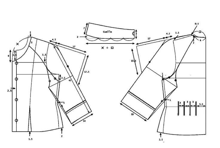 #ClippedOnIssuu from Manual patronaje Tgo en diseño para la industria  de la moda Garzon - Huila