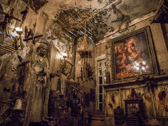 US 7 Most Extreme Haunted House Productions. House of Shock New Orleans