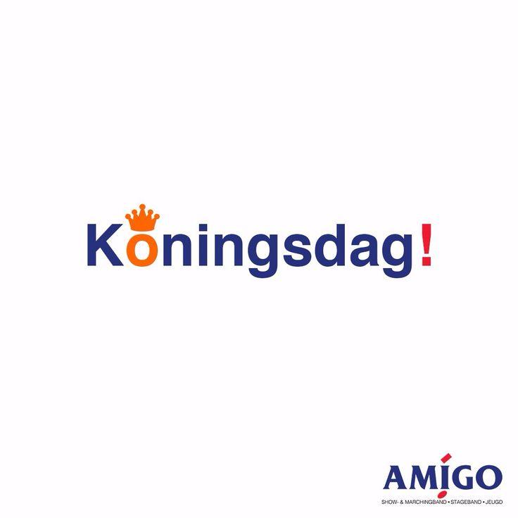 #koningsdag #korpsmuziek #oranje