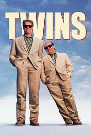 Twins Movie starring Arnold Schwarzenegger& Danny DeVito1988