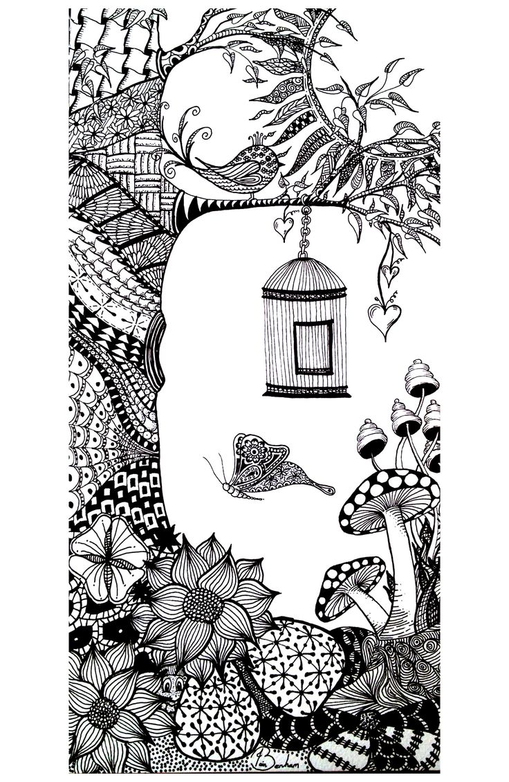 To print this free coloring page coloring adult vegatation butterfly bird