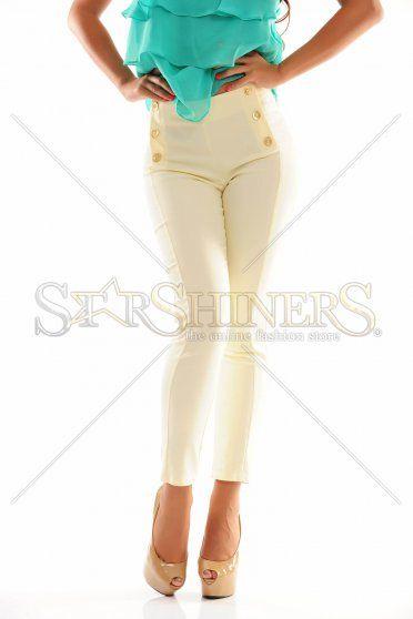 Eternal Wanderer Yellow Trousers