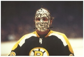 Gerry Cheevers - One of the best goalies to ever skate