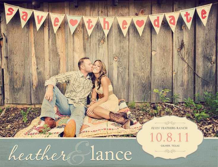 save the date  | save-the-date-tyler-texas-designer