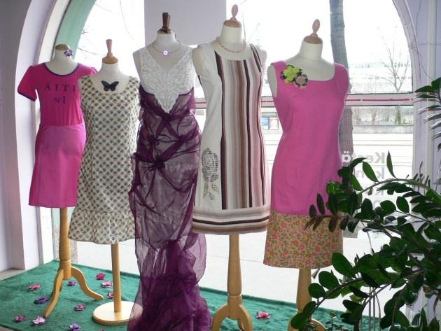 Galleria, Ateljee & Shop Mereija (clothes, purses, jewelry etc., recycled materials, sustainable production)  at Mannerheimintie 56