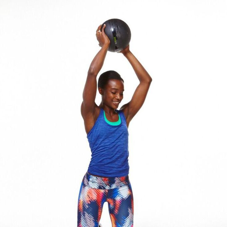 Besides the planks, twists, and mountain climbing, it's time for the real ab workout. Watch this workout video for exercises that will activate your entire core. Do this workout at home or take it with you to the gym. Add equipment to take it to the next level.