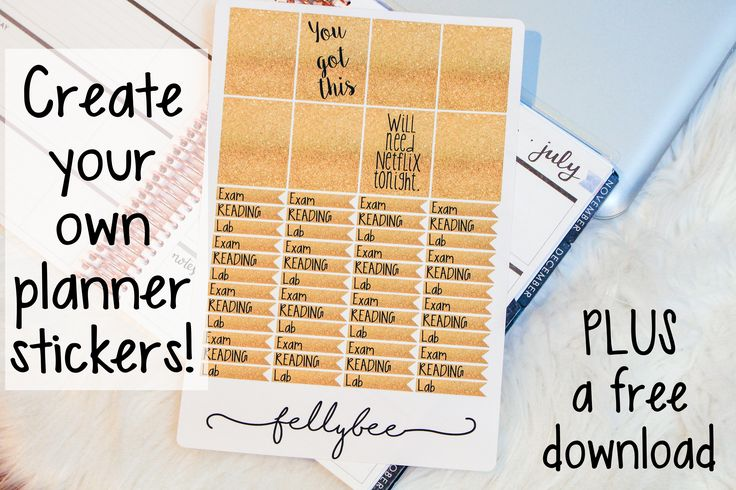 1000 ideas about create your own planner on pinterest for Create your own planner online