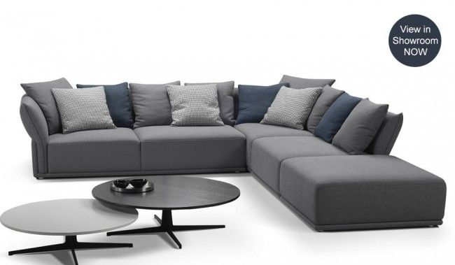 Cloud Modular Sofa, with L and U shape options - Modern Design - Delux Deco UK
