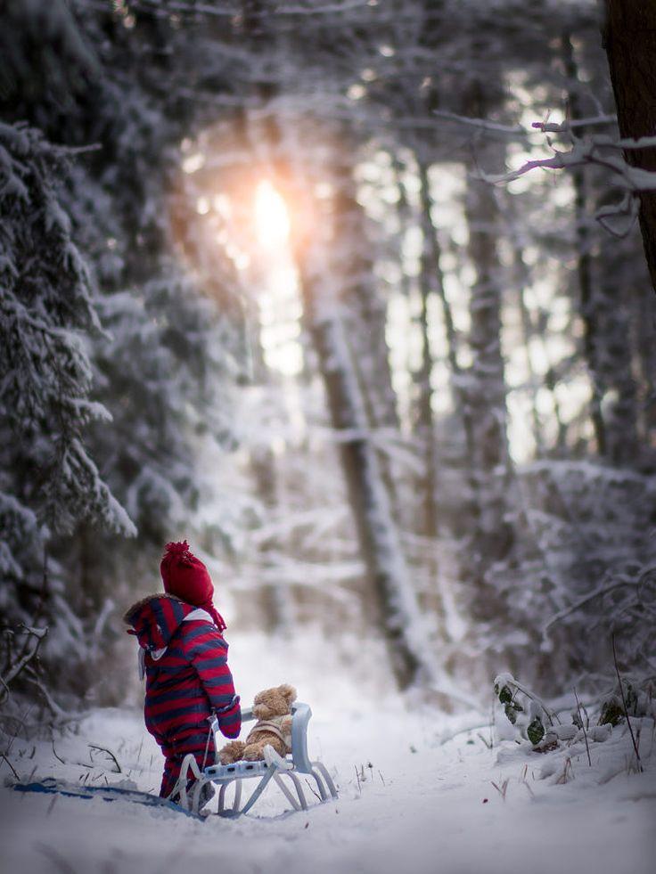 зимнее волшебство картинки больше любите