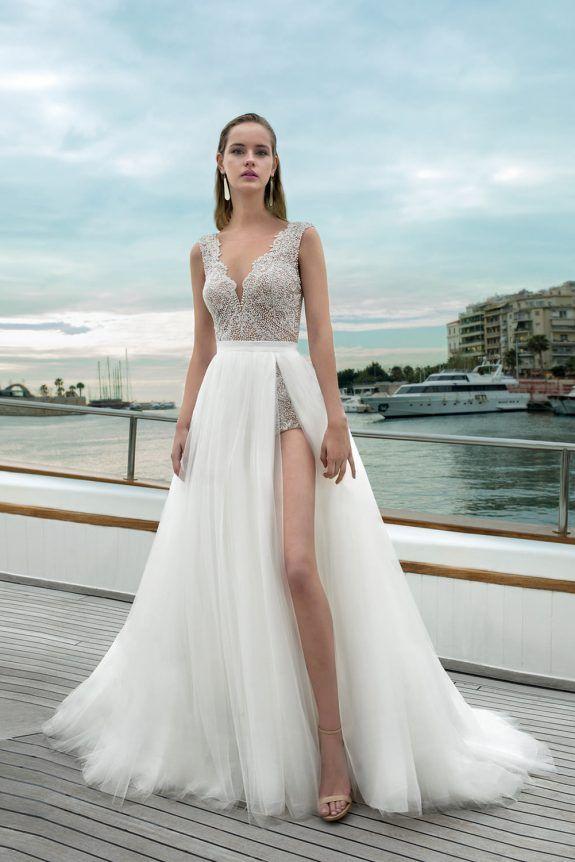 Destination Romance Wedding Dress Style D281t Dr272s Exquisite Floral Rich Ornate Beading Em Destination Wedding Dress Romance Wedding Dress Wedding Dresses