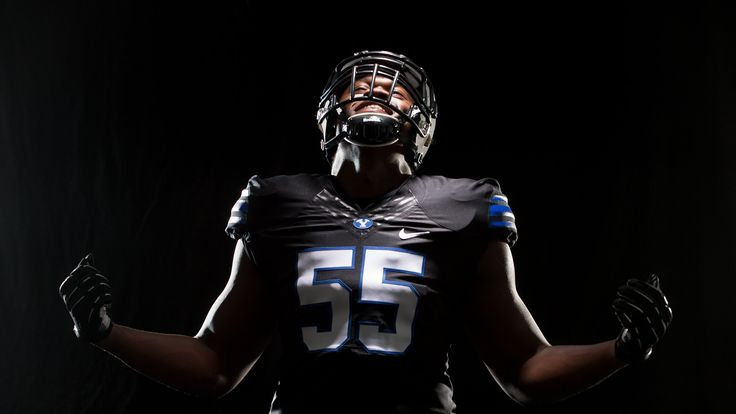 """Ezekiel Ansah: A Ziggy Path to the NFL Love this guy. He worked grounds crew with my daughter in-law. Two years ago, he told her she was """"little"""" and he would look after her."""