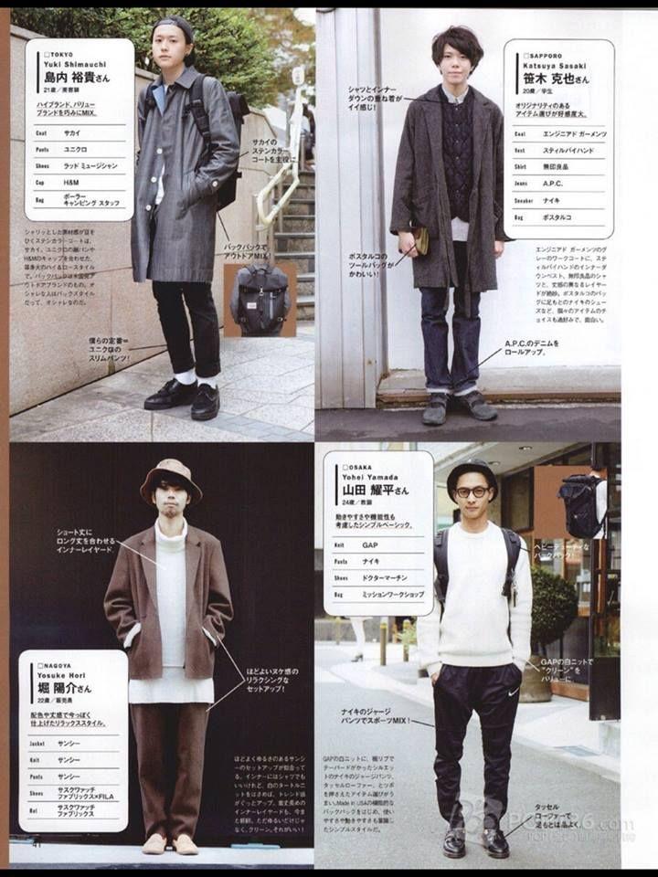 #menswear #fashion #inspiration #magazine